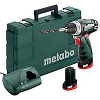 Perceuse visseuse sans fil Metabo PowerMaxx BS