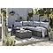 Lot table basse de jardin + Fauteuil de jardin + 2 fauteuils d'angle + élément simple