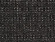 Revêtement sol fibre synthétique noir Forest (vendu à la coupe)
