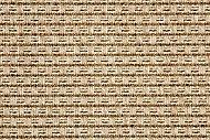 Revêtement sol fibre synthétique beige Forest croisé (vendu à la coupe)
