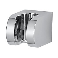 Support mural pour douchette chrome GoodHome Cavally