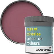 Testeur peinture murs et boiseries GoodHome violet Magome satin 50ml