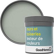 Testeur peinture murs et boiseries GoodHome vert Clontarf satin 50ml