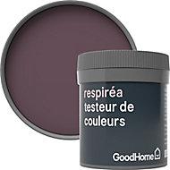 Testeur peinture Respiréa GoodHome rouge Mayfair satin 50ml