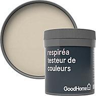 Testeur peinture Respiréa GoodHome beige Puebla satin 50ml