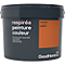 Peinture GoodHome Respiréa orange Aravaca satin 2,5L