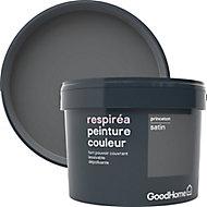 Peinture GoodHome Respiréa gris Princeton satin 2,5L