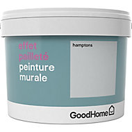 Peinture à effet paillettes GoodHome gris Hamptons 2L