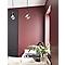 Peinture cuisine GoodHome rouge Mayfair mat 2,5L