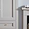 Peinture cuisine GoodHome gris Melville mat 2,5L