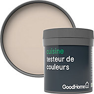 Testeur peinture cuisine GoodHome beige Santa Fe mat 50ml