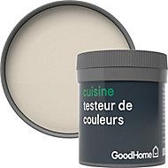 Testeur peinture cuisine GoodHome beige Cancun mat 50ml