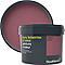 Peinture résistante murs, boiseries et métal GoodHome violet Magome satin 2,5L