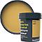 Peinture résistante murs, boiseries et métal GoodHome jaune Chueca satin 0,75L
