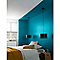 Peinture résistante murs, boiseries et métal GoodHome bleu Marseille mat 2,5L
