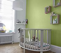 Peinture résistante murs, boiseries et métal GoodHome vert Greenhills satin 2,5L