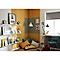 Peinture résistante murs, boiseries et métal GoodHome gris Manhattan satin 0,75L