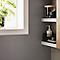 Peinture résistante murs, boiseries et métal GoodHome gris Hamilton satin 0,75L