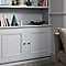 Peinture résistante murs, boiseries et métal GoodHome gris Brooklyn mat 2,5L