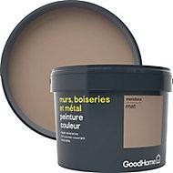 Peinture résistante murs, boiseries et métal GoodHome beige Mendoza mat 2,5L