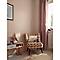 Peinture résistante murs, boiseries et métal GoodHome beige San Jose mat 2,5L