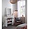 Peinture résistante murs, boiseries et métal GoodHome blanc Ottawa satin 2,5L
