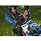 Tondeuse électrique sans fil Erbauer 36 V 46 cm + 2 batteries