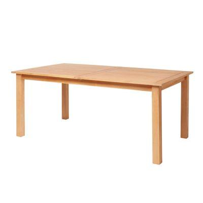 Table de jardin bois rectangulaire Blooma Molara 240 x 180 cm | Castorama