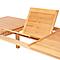 Table de jardin bois rectangulaire Blooma Molara 240 x 180 cm