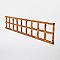 Treillis carré en pin 32 x h.183 cm