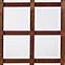 Treillis carré en pin 91 x h.183 cm