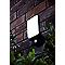 Applique LED à détection Blooma Artford noir IP44
