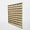 Panneau droit bois Blooma Douro vert 35mm 180xh.180 cm