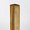 Poteau en bois Blooma vert 4,5 x 4,5 x h.180 cm