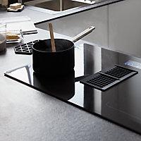 Plaque de cuisson à induction GoodHome GHIHEF77, Zone flexible