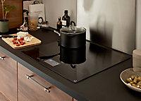 Plaque de cuisson à induction GoodHome GHIHAC60, Zone flexible