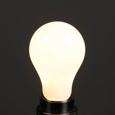 Ampoule LED GLS Relax and Work E27 7 8W=60W Blanc neutre et blanc chaud