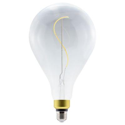 Ampoule LED à filament ballon E27 6W=40W Blanc neutre