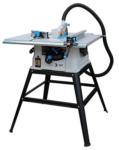 Scie Sur Table Mac Allister 1500w 254 Mm Castorama