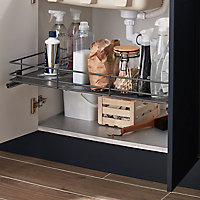 Etagère sous évier GoodHome Pebre 80 cm