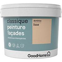 Peinture GoodHome Classique beige Dominica 10L