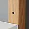 Colonne de salle de bains GoodHome Nantua L. 40 x H. 190 x P. 36 cm