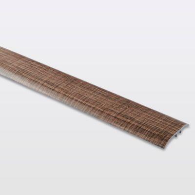 Barre de seuil en aluminium décor bois goodhome 37 x 930 mm dÉcor 285
