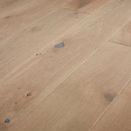 Parquet contrecollé Mawson XL chêne huilé gris