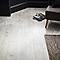 Sol stratifié à clipser Bilston Chêne blanchi 8mm (vendu à la botte) - L.138 x l.24.4 cm