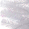 Sapin artificiel blanc h.91 cm