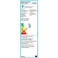 Sapin artificiel LED Thetford h.183 cm