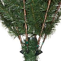 Sapin artificiel Firecrest h.305 cm