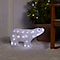 Ours debout LED musical 32 cm