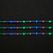 Guirlande lumineuse tube 8 m multicolore